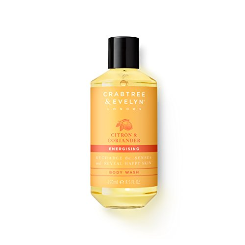Crabtree & Evelyn Citron & Coriander Body Wash Duschgel 250ml -