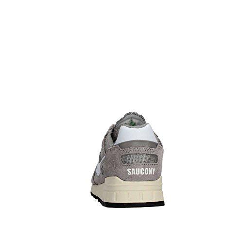 Saucony Scarpe Uomo S70404 01 Shadow 5000 Original Sneakers Primavera Estate 2018 Grigio