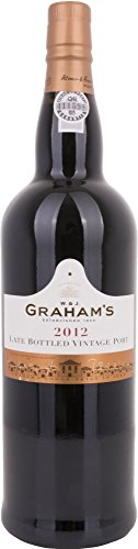 W. & J. Graham's Late Bottled Vintage Port 2012 20% Vol. 1 l