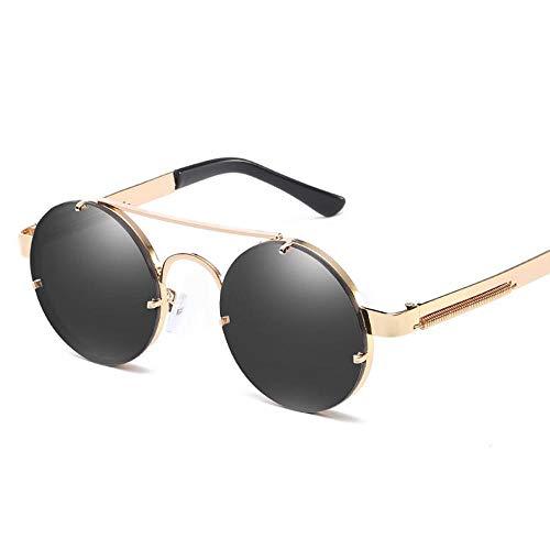 SENCILLO Metallrahmen Sonnenbrille Männer Polarisierte Unisex-Schutz mit verstärkten lebendigen Farben und Klarheit (6)