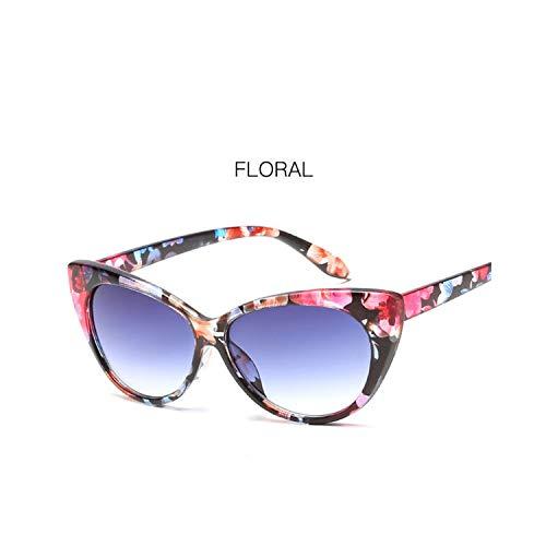 Sport-Sonnenbrillen, Vintage Sonnenbrillen, NEW Sexy Cat Eye Sunglasses Women Brand Designer Vintage Ladies Cateyes Sun Glasses Fashion Female Glasses Oculos De Sol C8