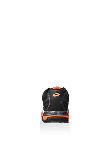 Lotto R5908 Scarpa ginnica Uomo Orange