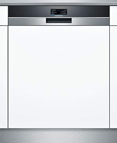 Siemens SN578S36TE iQ700 Wi-Fi Geschirrspüler A+++ / 211 kWh/Jahr / 2100 L/Jahr / AquaStop / edelstahl, Amazon Dash Replenishment fähig
