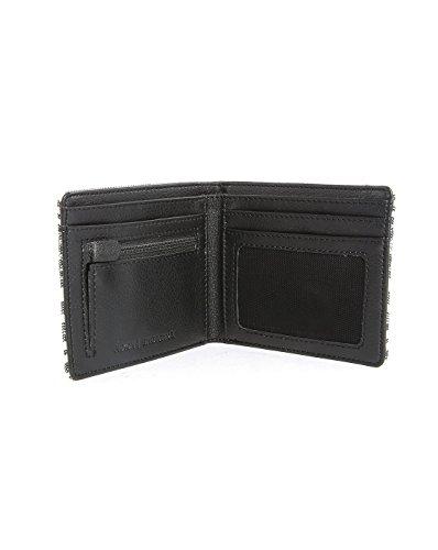 Nixon Showtime Id Brieftasche All Black - Brieftasche Herren Multi