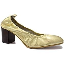 SHLEP , Damen Pumps, - Metallisch - Größe: EU 37