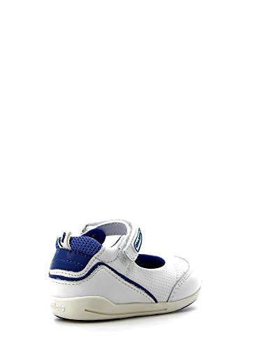 Chicco 01057491 Scarpa velcro Bambino Bianco