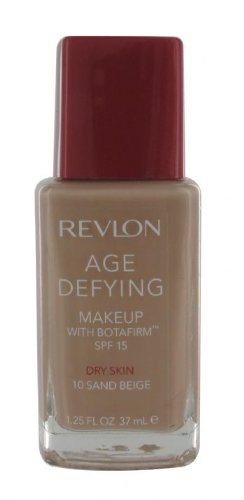 Revlon Age Defying Foundation 37ml Dry Skin - 10 Sand Beige