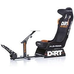 Asiento de simulacion de carreras Playset Dirt - Plegable