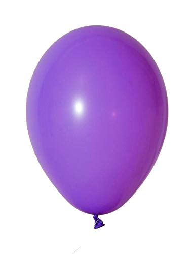 Lot de 50 Ballons Pastell Lavande 26 cm Nr.070