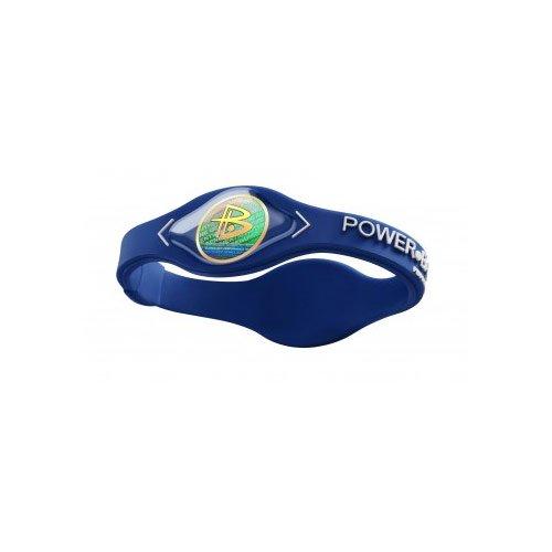 Power Balance / GWSA09BK00WTLP Bracelet silicone PB bleu