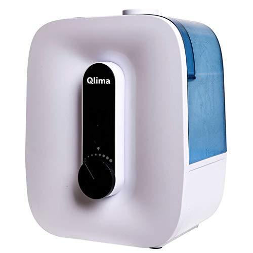 Qlima H 408 - Humidificador (23 W, Corriente alterna, 220-240 V, 50-60 Hz, 182 mm, 259 mm)