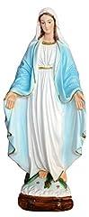 Idea Regalo - Generico Statua Madonna Immacolata in Resina cm. 35