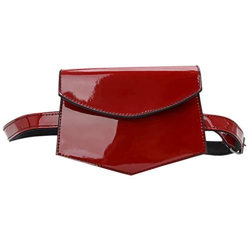 Dorical borsa a tracolla diagonale per borsa a tracolla diagonale in pelle verniciata a tinta unita per borsa a tracolla in pelle tinta unita