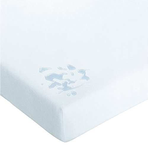 la-redoute-interieurs-fitted-fleece-mattress-protector-with-water-repellent-and-stain-resistant-trea
