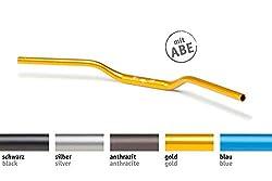 LSL 128AX01AN X-Bar Lenker Superbike X01, anthrazit