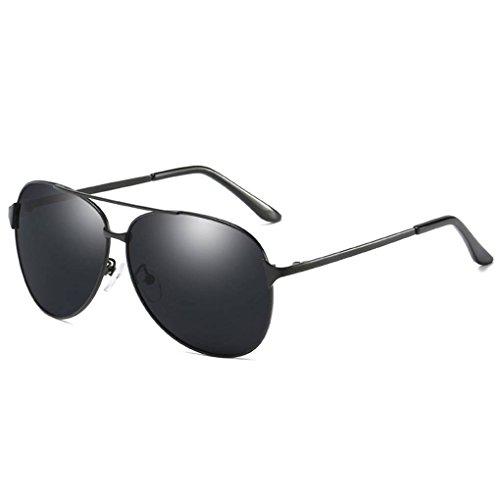 Meisijia Coolsir Männer polarisierten Sonnenbrille UV400 Schutz-Legierung Rahmen Brillen Outdoor-Driving-Brillen