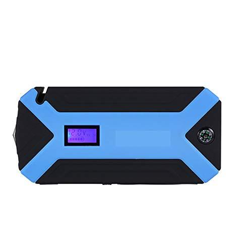 AWAKMER 12000Mah Boost Starter Battery Pack Portable 12V Alimentation Externe Chargeur De Banque Smart Emergency Booster Démarrage Automatique du Téléphone, Câbles,