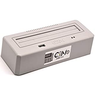 CtrlDepot C2M Classic 2 Magic kompatibel für Original SNES/NES Carts über USB-Stick, funktioniert mit SNES Classic Mini aus jeder Region