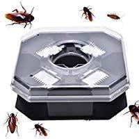 Finmind Cockroach Trap - Roach Pest Control Traps Reusable Safe Pest Bug Killer Catcher -