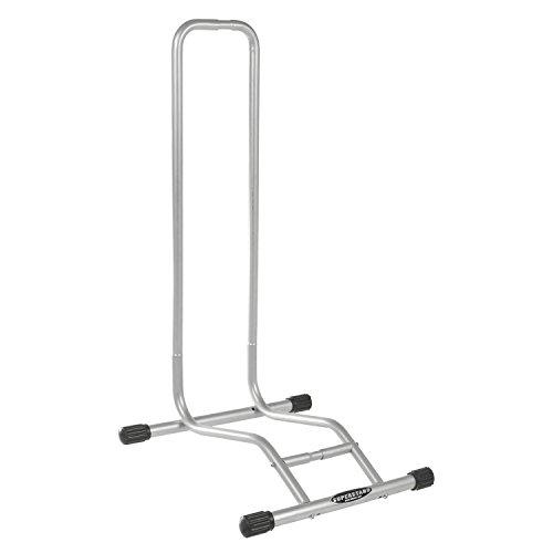 Willworx Fat Rack Fahrradständer Reifenbreite, Silber, 2.75-5.25 Zoll - Zubehör Fat Tire Bike