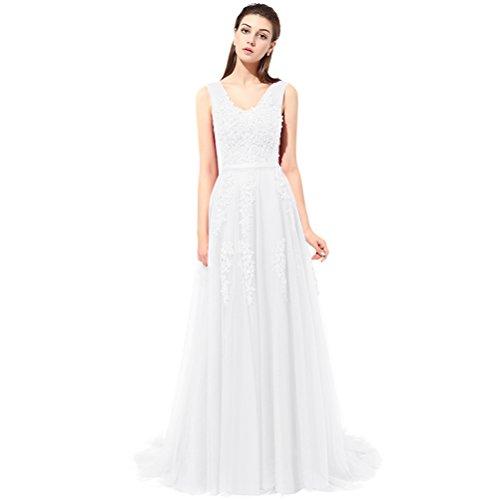 Fabulous Kleid weiß - Traumhafte Kleider in Weiß entdecken GT13