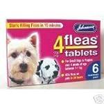 Johnsons Veterinary Products 4Fleas T...
