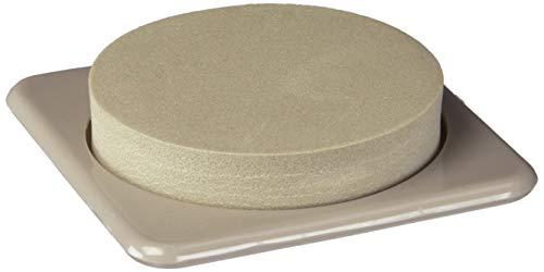 Shepherd Hardware 3-inchx Zoll-Slide Glide Mover Pads, beige, 9336 - Glide Cap