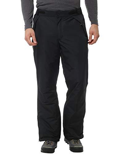 Ultrasport Arlberg Pantaloni da Sci Funzionali Uomo Pantaloni da Snowboard con Tecnologia Ultraflow 2.000 con Imbottitura Termica