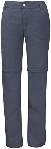 Columbia Damen Silver Ridge 2.0 Convertible Pant, Blau (India Ink), DE 42/R (Herstellergröße: FR 44/R) - Cargo Convertible Shorts