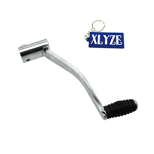 xlyze Schalthebel Shift Shift 11 mm für Pit Dirt Bike ATV Quad TAOTAO SunL SSR, Orion Stomp pitpro