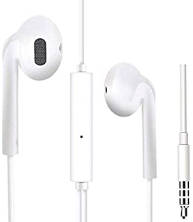 Datalact Headphone Earphones Compatible for Xiaomi Redmi, Mi Note 4, Mi Note4 and All Smart Phones