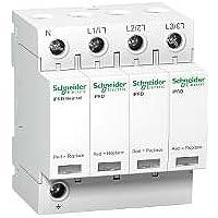 Schneider A9L40600 IPRD40modularer Überspannungsableiter, 3P+N, 350V