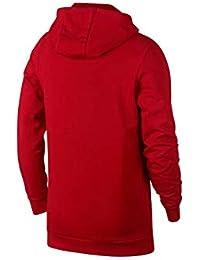 Nike Jordan Jumpman Air Lwt Sudadera, Hombre, Rojo (Gym Red/Black)