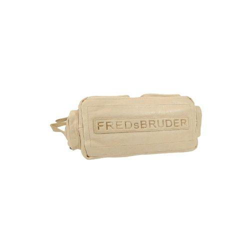 FREDsBRUDER Favorite RIC Henkeltasche Frauenzimmer neu Leder 32 cm light camel