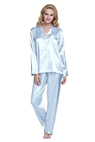 tony-candice-womens-pjs-classic-satin-pyjama-set-medium-light-blue