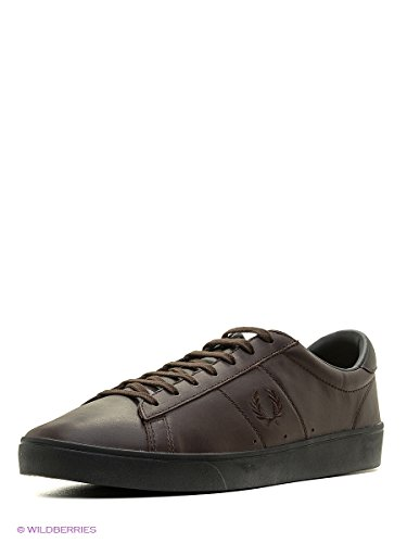 fred-perry-spencer-leather-dark-choco-b9070325-basket-40-eu