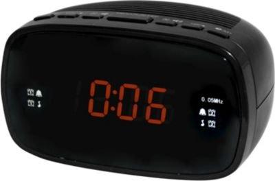 Listo RR-908 Radio/Radio-réveil