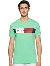 3689cc0fcda6 Tommy Hilfiger Men s T-Shirts Online  Buy Tommy Hilfiger Men s T ...