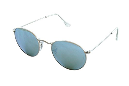 ray-ban-sonnenbrille-round-metal-rb-3447-019-30-50