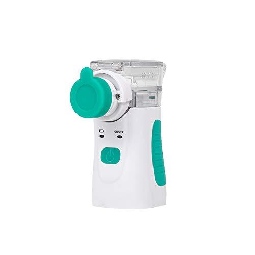 YHMMOO Nebulizador Inhalador Portátil Adecuado Adultos
