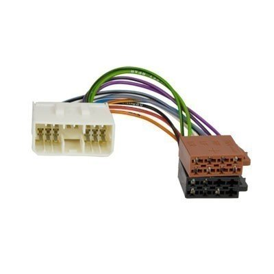 radio-adapter-cable-for-subaru-legacy-impreza-iso-voltage-4-speakers
