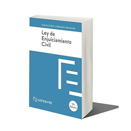 LEY DE ENJUICIAMIENTO CIVIL 7ª edc.: Código Básico