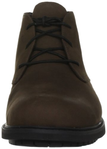 Timberland Ek Stormbuck Chukka, Chaussures de ville homme Braun (Burnished Dark Brown Oiled)