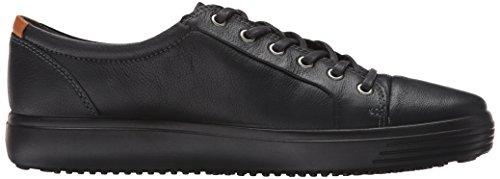 Ecco Soft 7, Sneakers Basses Homme Noir (51707Black/Black)