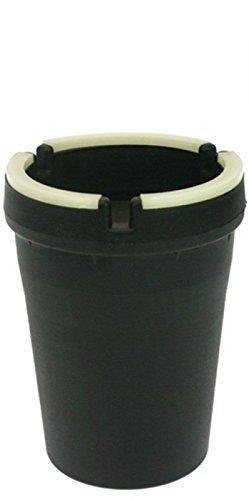 AD-19402- UNIVERSELLES KFZ Aschenbecher für Becherhalter Getränkehalter für alle Auto, PKW, LKW, Wohnmobil, Boot, Campingstuhl. INION® - Getränkehalter Aschenbecher Auto