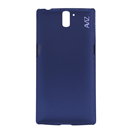 AVIZ Hard Back Case Cover for OnePlus One - Dark Blue