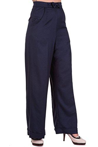 Banned Apparel - Hidden Away Trousers XS