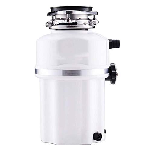 Yyqtljclq Müllverarbeiter - Küchenabfalleimer for Lebensmittel, Switch Wireless Sensor Switch, Kapazität: 1200ml (Gemüse Fein-shredder)