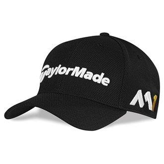 taylormade-new-era-tour-39thirty-casquette-noir-homme-small-medium