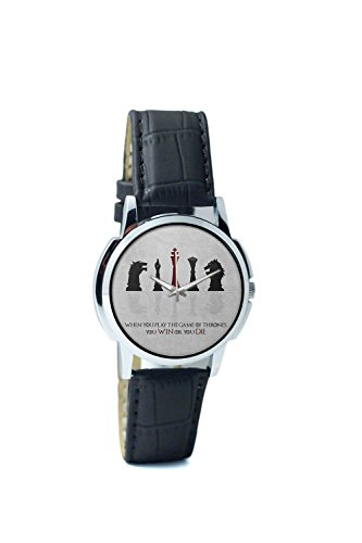 BigOwl Game of Thrones Analog Men\'s Wrist Watch 3444287726-RS1-W-BK1
